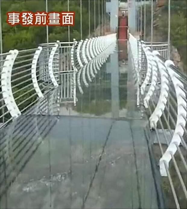 Почему безопасность стеклянных мостов в Китае оказалась под большим вопросом