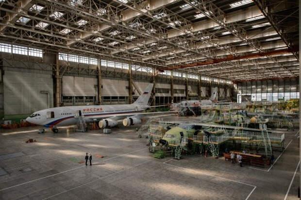 Россия восстановила разрушенный при Украине авиаремонтный завод в Крыму
