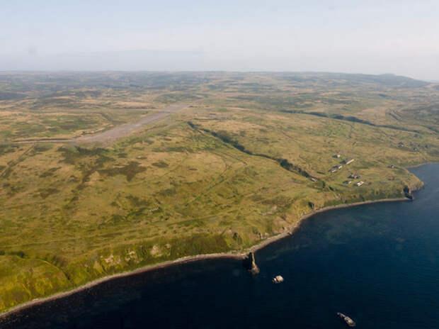 Какие тайны скрывает курильский остров Шумшу