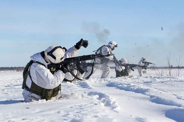Проверка боевой готовности войск началась вРоссии