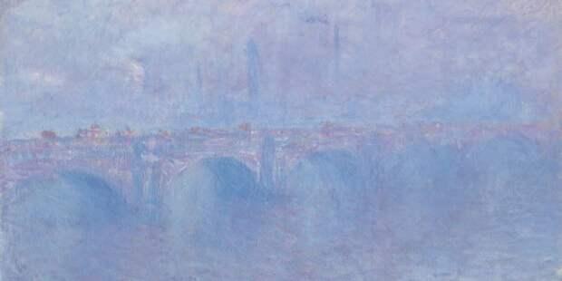 «Мост Ватерлоо» кисти Моне ушел с молотка за $48 млн