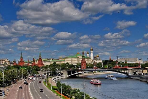 Киевляне вышли на первое месте по скупке жилья в Москве