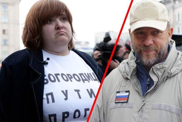 Балаклаву для депутата Саблина в суде отбивает адвокат «Пусси Райот»