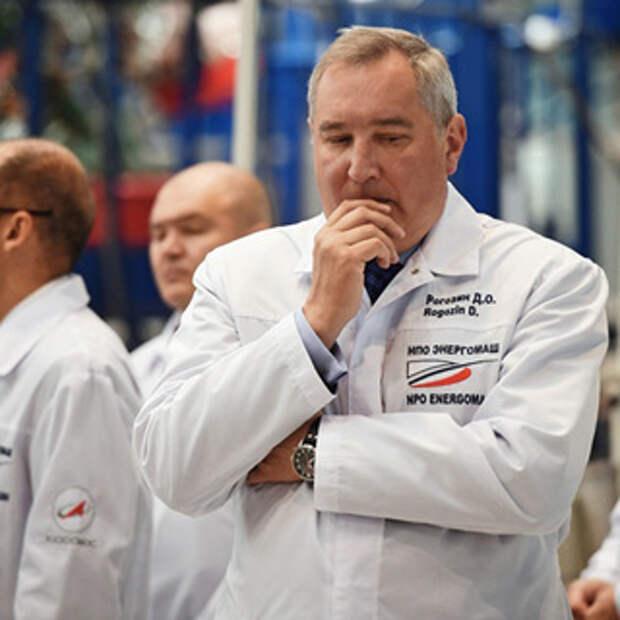 Рогозин назвал условие «женитьбы» на Маске: Космос: Наука и техника:  Lenta.ru