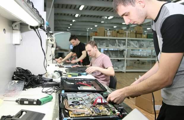 Российская микроэлектроника восстает из пепла. Только реальные факты