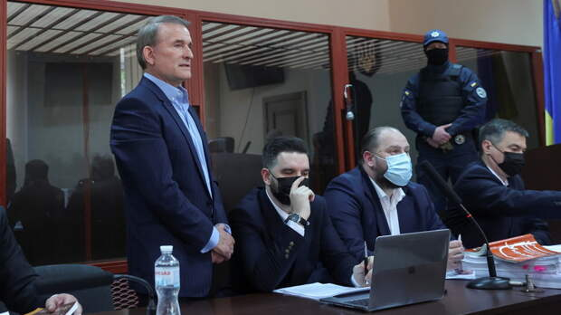 В Кремле оценили возможность обмена Медведчука на осуждённых украинцев