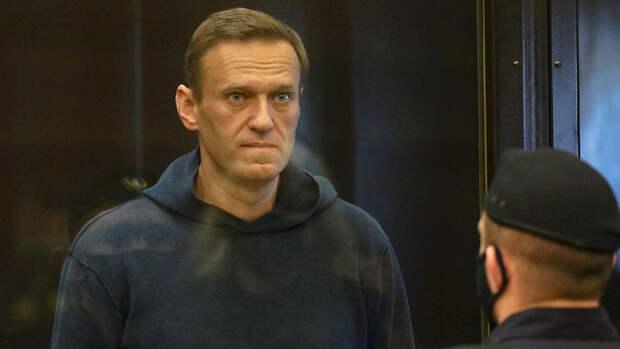 Суд назначил Навальному реальный срок по делу «Ив Роше»