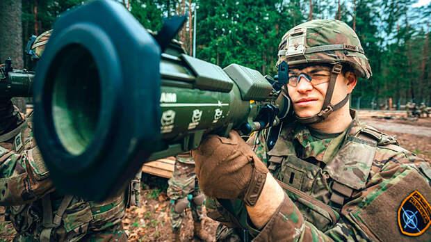 """""""Русские идут!"""": НАТО пугают скорым вторжением России в Прибалтику"""