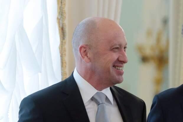 Три проблемы питерского ЗакСа назвал бизнесмен Евгений Пригожин