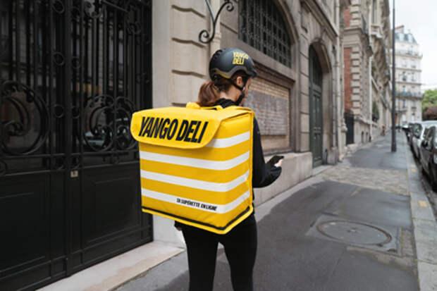 """""""Яндекс.Лавка"""" запустила в Париже сервис быстрой доставки продуктов"""