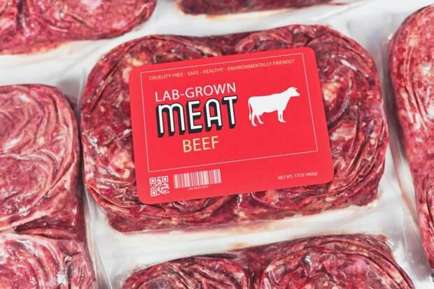 ВСША иВеликобритании80% жителей согласились есть мясо изпробирки: Новости ➕1, 11.05.2021