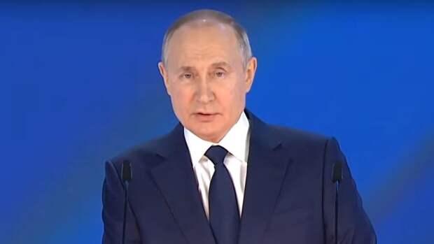 Путин назвал мир и безопасность граждан главными приоритетами России