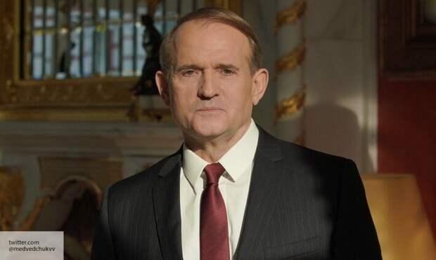 Партия Медведчука призвала Зеленского прекратить антинародную политику
