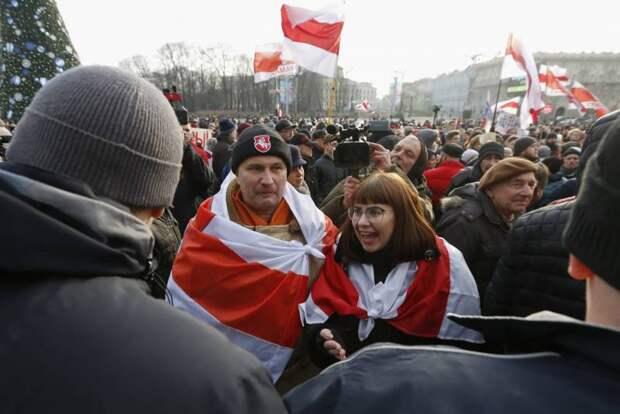The Washington Post: белорусам не интересно сближение с Западом