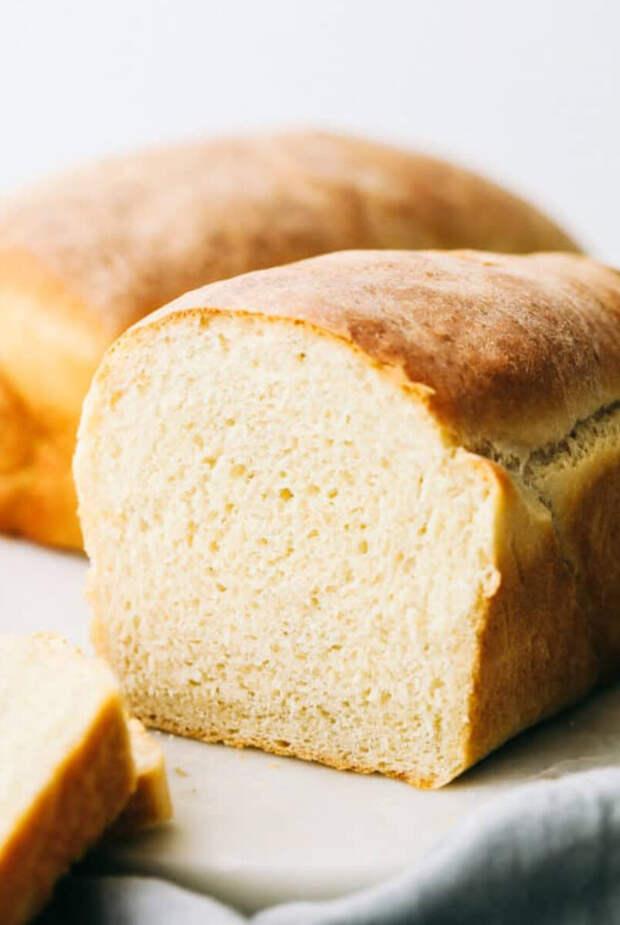 Как приготовить Домашний хлеб!!!