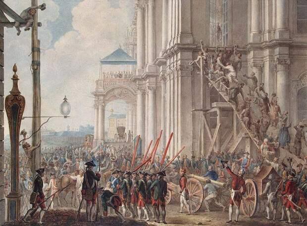 Все, кроме гренадерок! По «заветам» Петра III