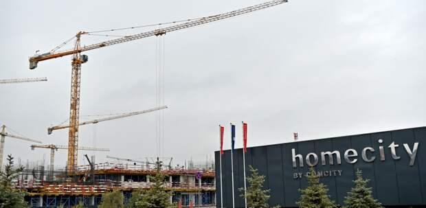 Около 2 тысяч рабочих мест создано в Новой Москве с начала года – Бочкарёв