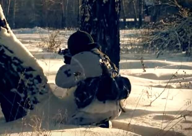 Настоящий поступок краповика: Как отряд спецназа на боевиков напоролся