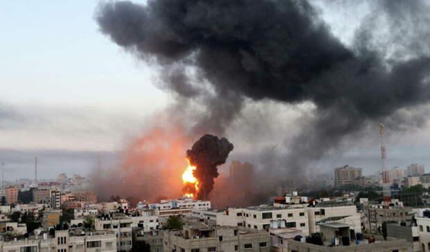 Израиль объявил о наземной и воздушной атаках на сектор Газа