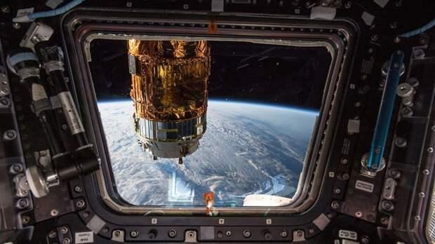 Утечка воздуха на МКС могла произойти из-за американской аппаратуры