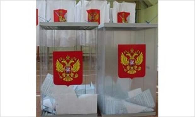 В Кадуйском районе проходят выборы