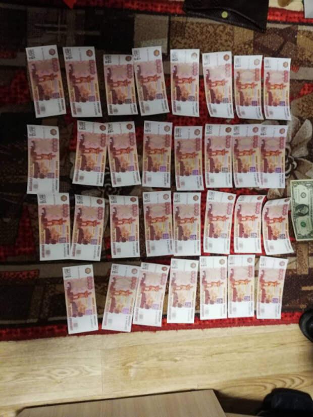 Житель Пермского края расплачивался в Ижевске поддельными купюрами