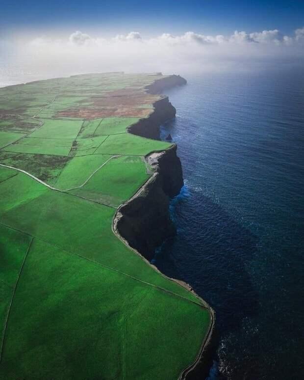 Скалы Мохер, Ирландия