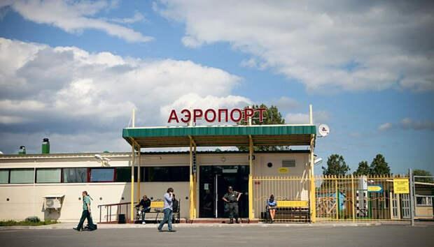 В аэропорту «Бесовец» два дня будут действовать сотрудники ФСБ