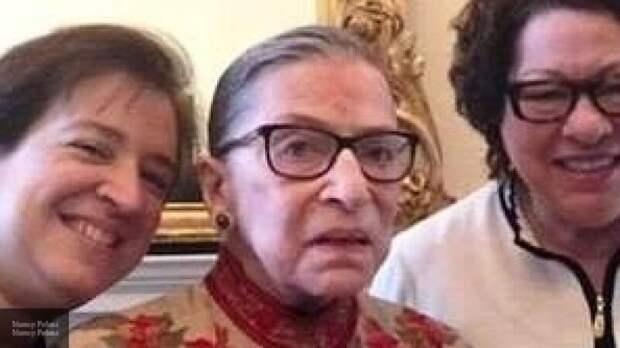 Старейший член Верховного суда США Рут Гинзбург умерла на 88-м году жизни