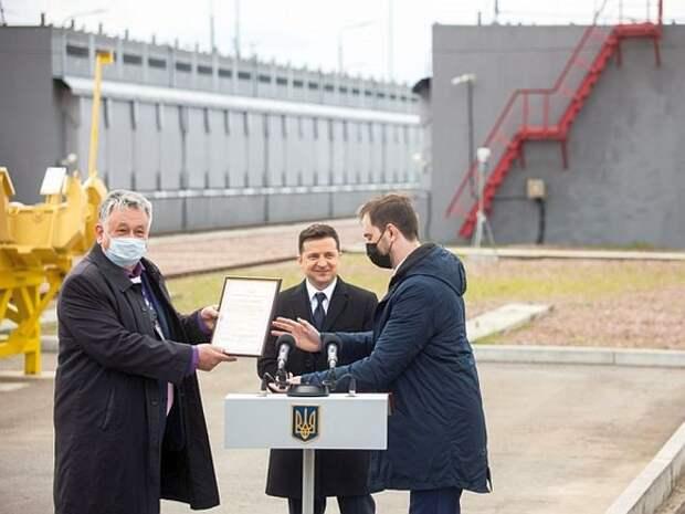 Ядерный могильник на сто лет останется с Киевом