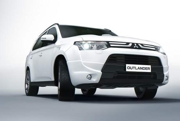 Тысячи автомобилей Mitsubishi попали под отзыв в России