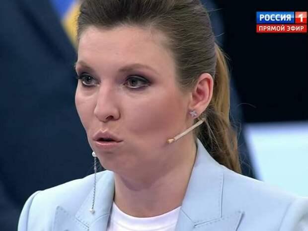 Скабеева обиделась на Собчак, опубликовавшую видео с инструктажем перед программой «60 минут»