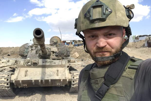Сегодня 3 сентября отмечает свой День Рождения военкор Александр Коц!