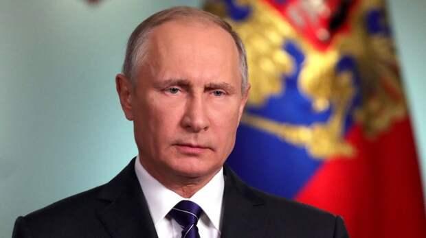 Что у Путина вызывает «чувство надёги»?