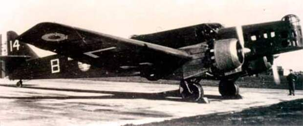 Bloch MB.210 Verdun