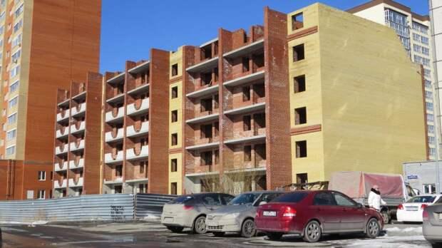 Квартиры из домов-долгостроев раздадут нуждающимся