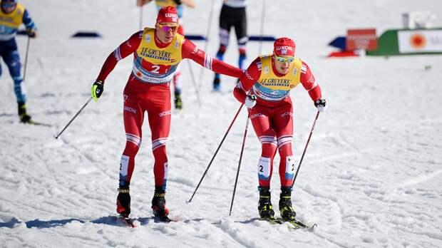 Тренер сборной Норвегии раскритиковал поведение Большунова