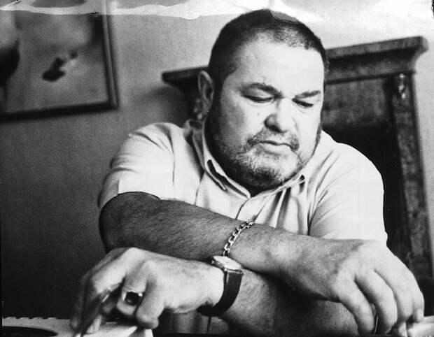 Юлиан Семенов: как знаменитый писатель участвовал в подпольных боксерских боях