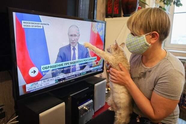 Вакцины против Путина бессильны?