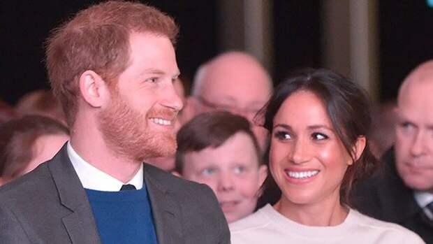 Принц Гарри рассказал, где прошло его первое свидание с Меган Маркл