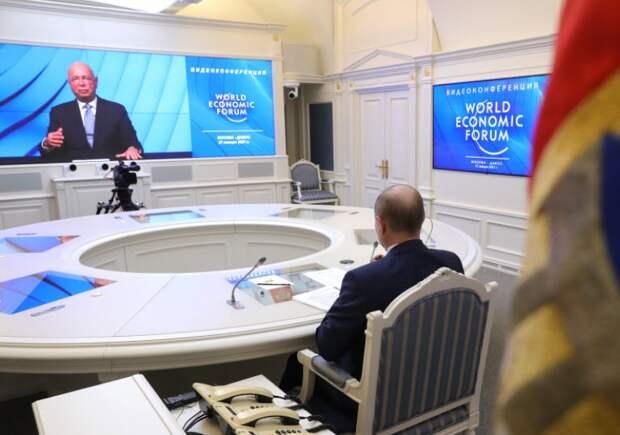 Путин назвал преодоление бедности в РФ самым главным направлением работы