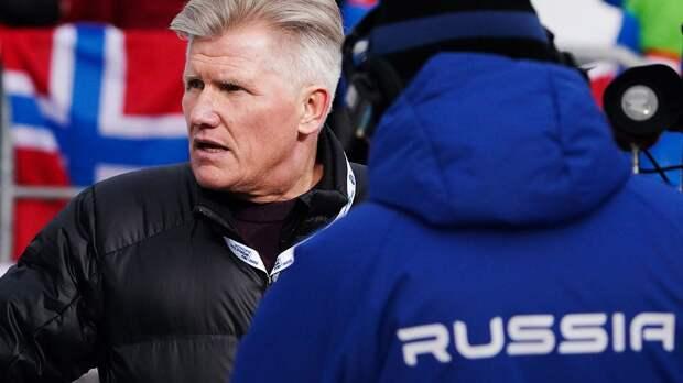 Васильев о словах тренера норвежских биатлонистов: «Его нервозная реакция говорит, что ему есть что скрывать»