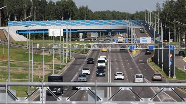 Движение на севере Москвы восстановлено после ДТП с двумя машинами