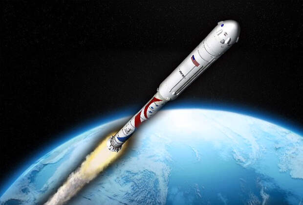 Ракета Next-Generation Launcher (в представлении художника)