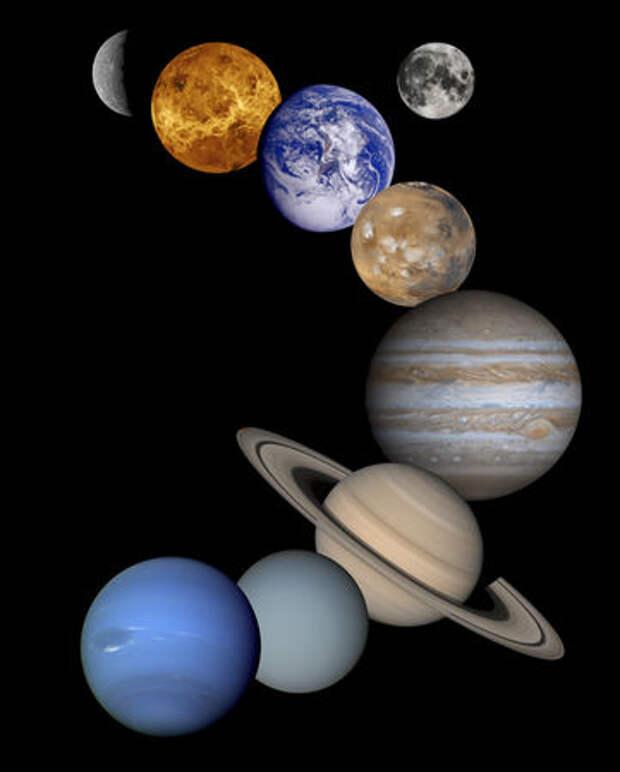 Солнечная система — это аномалия