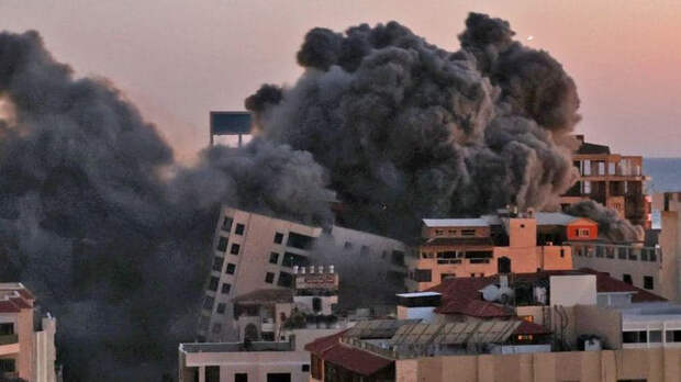ХАМАС ударило по израильскому химзаводу