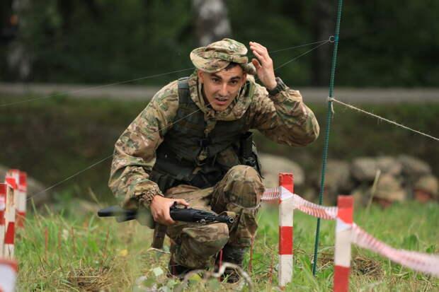 Разведчики в Сибири оттачивают профессиональные навыки перед стартом конкурса «Отличники войсковой разведки»