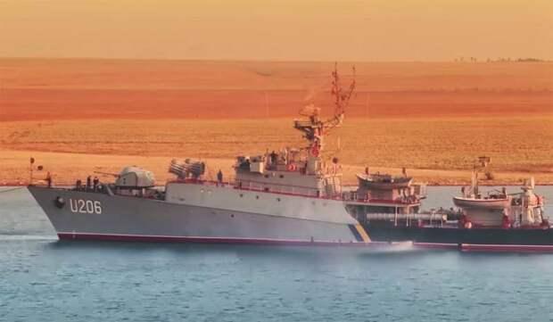 В ВМС Украины решили списать последний корвет
