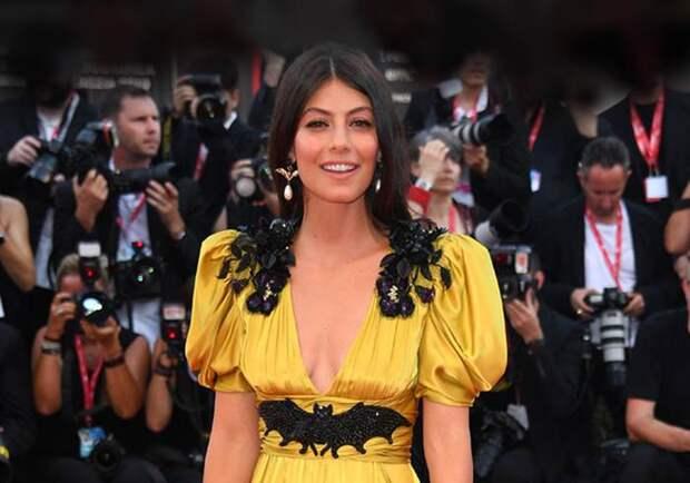 Алессандра Мастронарди закроет Венецианский фестиваль