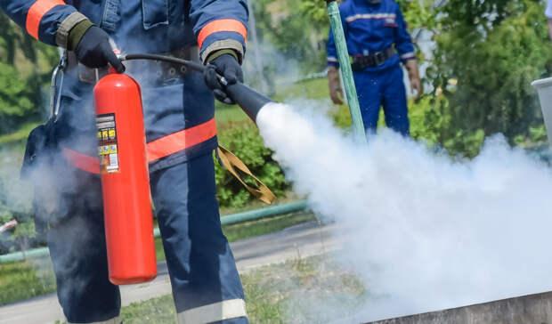 В Татарстане особый противопожарный режим хотят продлить до 26 мая